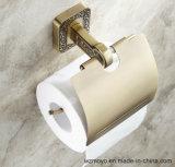 Sostenedor de papel higiénico en Acabado Bronce