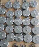 Raccord sanitaire en acier inoxydable Écrou DIN avec chaîne