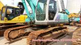 Maquinaria usada de Kobelco Sk350 da máquina escavadora para a venda