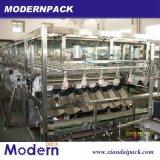 Tafelwaßer-füllender Produktionszweig