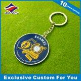 La vente en gros personnalise le porte-clés métallique militaire avec la haute qualité