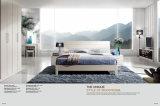 판매 (LB-015)를 위한 주식에 있는 우아한 백색 목제 침실 세트