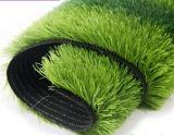 Alfombra artificial certificada Ce de la hierba del césped del balompié