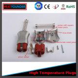 Plugue e soquete do poder superior do tipo de Heatfounder
