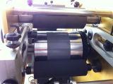 Stampatrice ad alta velocità del contrassegno di Flexo con il doppio srotolamento e Rewinder (HY2001B)