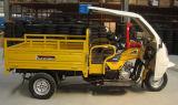 2015年に1.6*1.25貨物ボックス/Motorizedの三輪車が付いている貨物三輪車