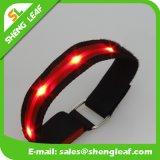Laufende blinkende LED Sport-Armbinde des Arm-Riemen-