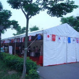 Wedding DecorationのためのMarquee Party Tent Usedを現れなさい