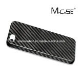 China Supplier Carbon Fiber Caso para o SE do iPhone