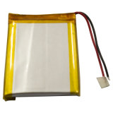 3.7V 1200mAh Rechargeable Li Polymer Lithium Battery