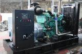Type ouvert groupe électrogène de moteur diesel 200kw (GF-200C) de Cummins
