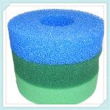 Espuma Reticulated azul Ecofriendly do filtro da esponja do plutônio