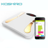 Bluetooth Körperfett Scale Health Scale mit 17 Items Composition