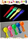 Fork del picosegundo del plástico mini en venta