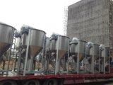 餌、薄片、供給、ヒーターの/Pelletのホモジェナイザーが付いている肥料のためのステンレス鋼のプラスチックミキサー