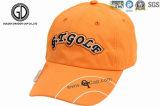 専門の品質の刺繍のゴルフは屋外の帽子の野球帽を遊ばす