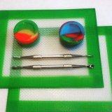 Garnitures de concentré de cire de silicones pour l'extrait de cire