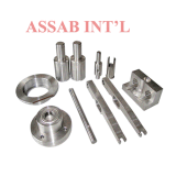China Customized Precision Stainless Steel CNC Parts