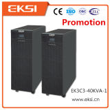высокочастотный он-лайн UPS 40kVA с CE & ISO9001