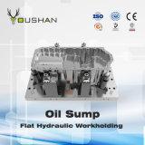 Depósito Workholding hidráulico do petróleo com centro fazendo à máquina de Doosan