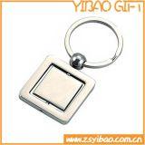 Metallo su ordinazione all'ingrosso promozionale Keychain (Yi-KY-02) di marchio