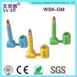 Wegwerfdichtungs-Verschluss-Schrauben-Dichtung für Behälter-LKW-Verschluss