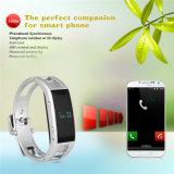 Gelbert D8 Nuevo Bluetooth Smart Bracelet para Android