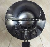 Griglia elettrica all'ingrosso del BBQ dell'acciaio inossidabile