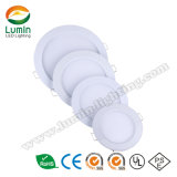 2016 Ultrathin 220X13mm 15W Round LED Panel Downlight Lm-Rr-22-15