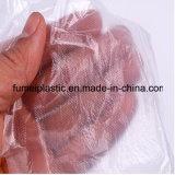 Устранимые перчатки пластмассы HDPE чистки