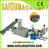 Machine de pelletisation de film du PE pp de machines de Saiou