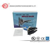 Máquina plástica del sellador del impulso de la mano del calor (FKR-400)