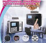 白黒スクリーンの指紋のアクセス制御装置(5000Aと)