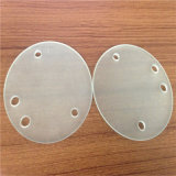 Placas protectoras templadas dimensión de una variable modificadas para requisitos particulares de la luz de la lámpara del vidrio helado