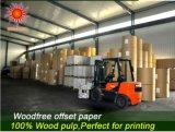 Papel de impresión en offset del precio bajo de la alta calidad