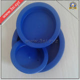 PVC Gas e Water Pipe Fitting Estremità Threaded Caps e Plug (YZF-H269)