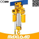 Электрический хозяин с 3 участком 220V380V410V таль с цепью 0.5 тонн электрическая