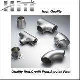 Kundenspezifisches Nickel-Edelstahl-Kohlenstoff-Rohrfitting-Teil
