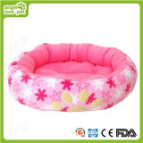 Algodão Soft Paw Print Dog Bed (HN-pH313)