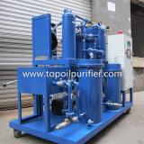O óleo Waste que filtra e recondiciona a máquina