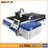 machine de découpage de laser de la fibre 1000W pour le découpage en acier de 10mm/machine de découpage en acier de laser