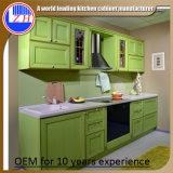China Plastic Water Resistance Kitchen Cabinets (customzied)