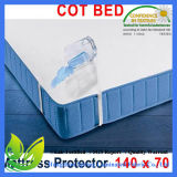 Wasserdichter antibakterieller Großverkauf scherzt Bett-Deckel