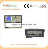 Appareil de contrôle de batterie de mètre de résistance en courant alternatif du nouveau produit At526 (AT526B)