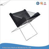 Grade ao ar livre Foldable portátil X-Shaped do BBQ do carvão vegetal de Smiple