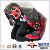 オートバイのライダー(LP505)のためのヘルメットの上の高品質OEMフリップ