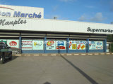 Standard chiaro Steel Structure Supermarket e Steel Workshop (2800SQM)