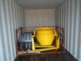Bene mobile di tecnologia Jfa-1 della Germania una metà del sacchetto della betoniera del cemento con il motore diesel in Africa