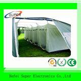 電流を通された鋼鉄販売のための2つの層の災害救助のテント