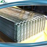 Matériaux de toiture galvanisés enduits d'une première couche de peinture par bobine de fer de Hangzhou PPGI